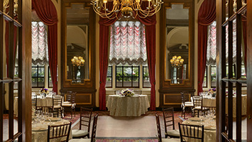 Boston Fairmont Copley Plaza Etiquette Course